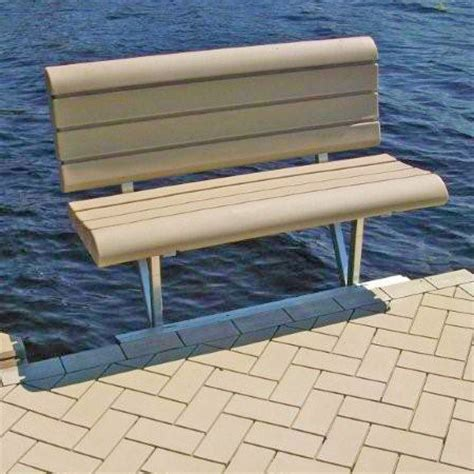 dock benches qc dock bench shoremaster
