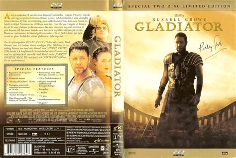 film gladiator dvd covers box sk gladiator 2000 high quality dvd