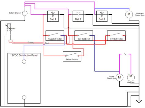 switch panel wiring page 1 iboats boating forums