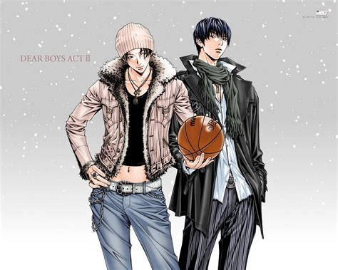 wallpapers anime boys wallpaper
