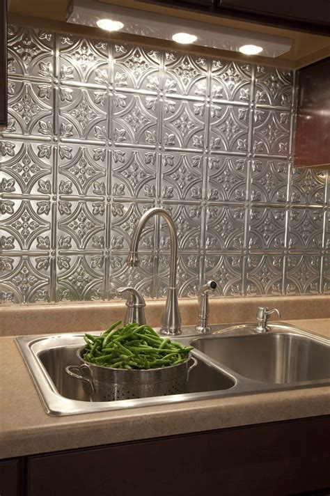 tin backsplash kitchen backsplashes traditional best 20 tin tiles ideas on pinterest faux tin ceiling