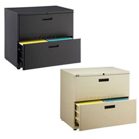 Lateral File Cabinets   Global Industrial