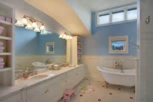 Blue Bathroom Design Ideas 23 kids bathroom design ideas to brighten up your home