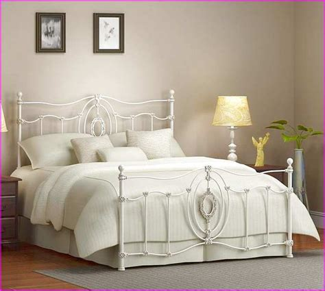 white wrought iron bed white wrought iron bed white wrought iron bed queen jpg