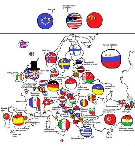 T Sñ Brazil Vs Costa Rica 폴란드볼로 보는 세계지도 미국지도 유럽지도 네이버 블로그