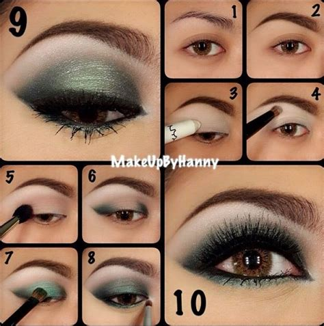 10 Steps For Makeup Look by 45 Brown Makeup Looks And Tutorials To Highlight