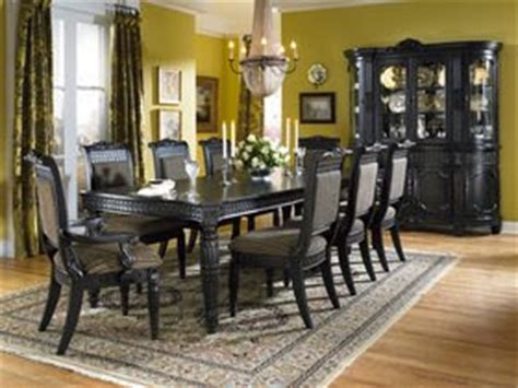 black formal dining room sets sweet home picture formal dining room