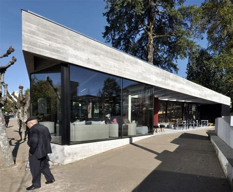 nms arquitectura completes bar do jardim latitude cafe
