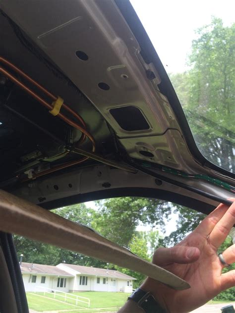 How To Install Led Light Bar On Roof Roof Mount Led Light Bar Install With Pics Toyota 4runner Forum Largest 4runner Forum