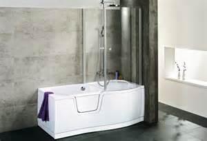 sanitär leipzig fishzero badewanne mit dusche und einstieg