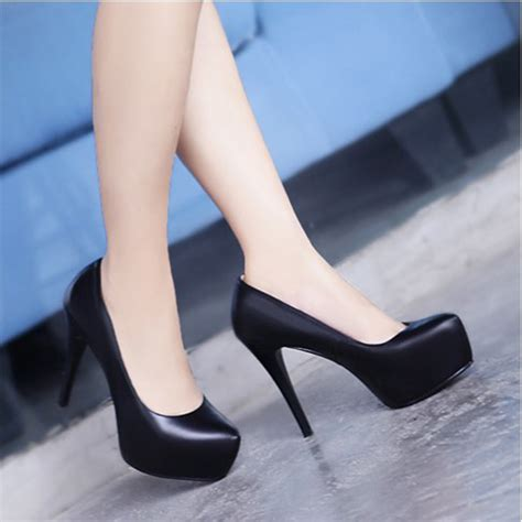 color high heels aliexpress buy guaranteed genuine leather s