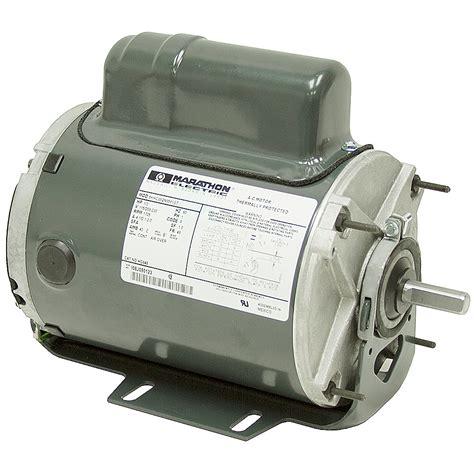 tenv motor 1 3 hp 1800 rpm marathon motor tenv 48 cradle ac motors
