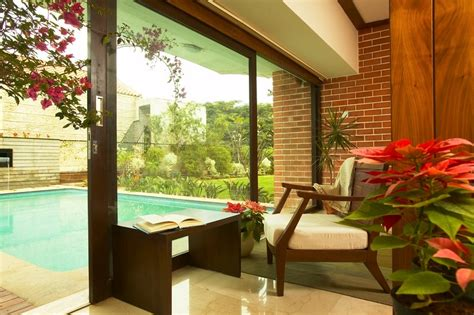 Modern Sun Rooms Modern Sunroom Poolhouse Interior Design Ideas