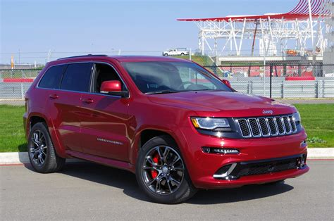 jeep srt 2014 2014 jeep grand cherokee srt first drive photo gallery
