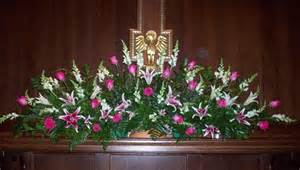 altar flowers come and see st altar flowers december 2010
