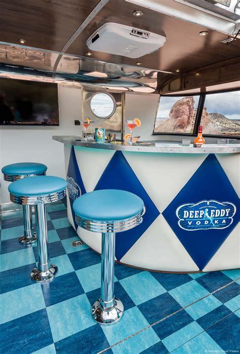 deep eddy vodka custom spartan trailer  timeless