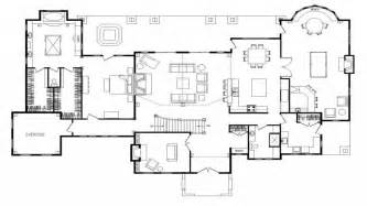 Floor Plans With Porches Log Home Porches Log Homes With Open Floor Plans Open