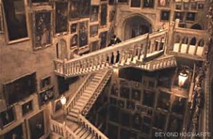Moving Stairs by Harry Potter The Trials Of The Hogwarts It Director