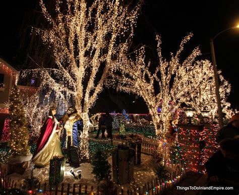 christmas lights alta loma ca thoroughbred rancho cucamonga 7