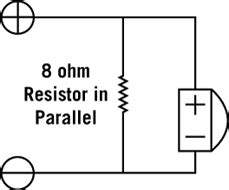 resistor in parallel with nothing aperion audio 187 crossover design and theory