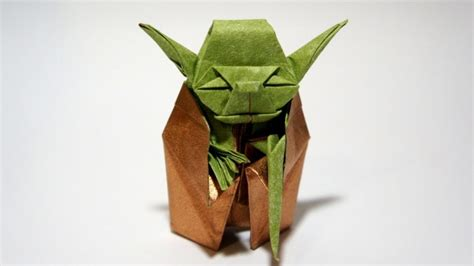 Advanced Origami Yoda - 15 advanced origami patterns for with lots of