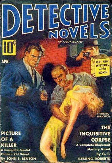 rough edges sunday morning bonus pulp detective novels magazine april