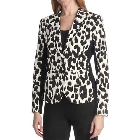 Print Jacket paperwhite animal print jacket for 5798k save 90