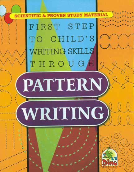 pattern writing book pattern writing book in darya ganj delhi delhi india