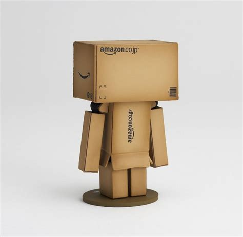 Mini Danboard Danbo co jp mini danbo danboard robot products amazons and danbo
