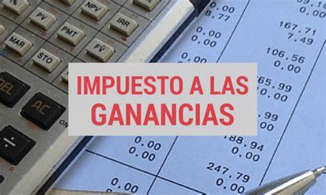 Cunto Pagar Impuesto A Las Ganancias Mi Presupuesto Familiar | una planilla para calcular el impuesto a las ganancias