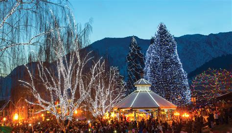 leavenworth tree lighting festival image gallery leavenworth