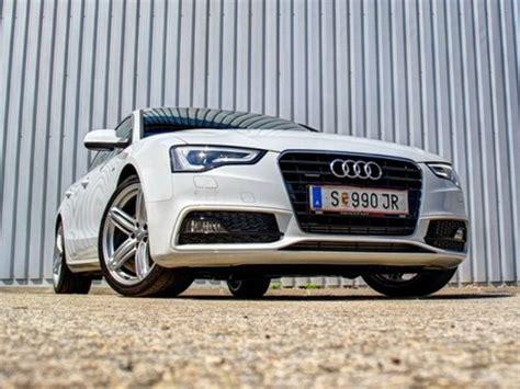 Audi A5 3 0 Tdi Quattro Verbrauch by Audi A5 Sportback 3 0 Tdi Quattro Testbericht Auto