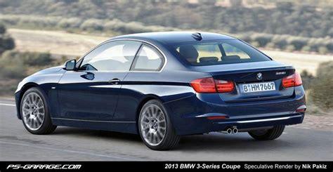 bmw coupe 3 series 2013 bmw 3 series coupe ps garage automotive design