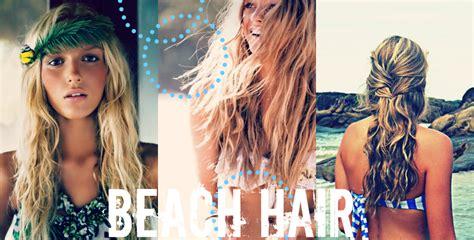 how does the beach hair style look on women simple at home summer highlights beach buns