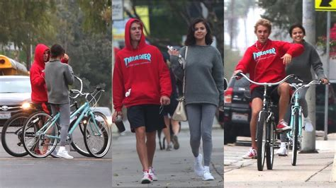 Justin Bieber and Selena Gomez are back Together ... Justin Bieber And Selena Gomez Back Together 2017