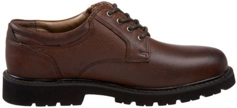 dockers shelter oxford shoes dockers mens shelter plain toe oxford in brown for