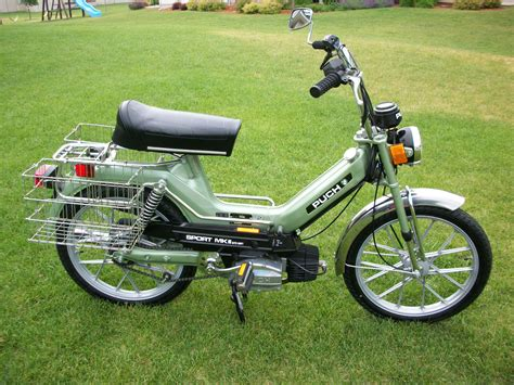 Pedal Gas Hello Import Korea 1978 puch moped morning motors beautiful vintage