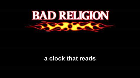 Los Angeles Burning los angeles is burning bad religion hd lyrics on