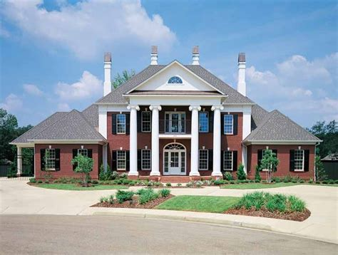 neoclassical homes revival house plans at eplans neoclassical