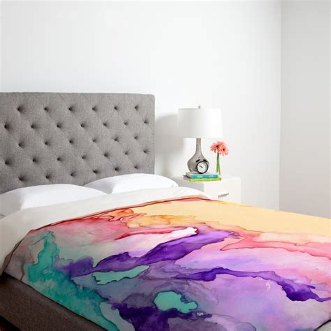 watercolor comforter watercolor trend colorful wallpaper abstract pattern