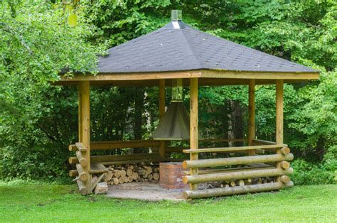 30 grill gazebo ideas to up your summer barbecues