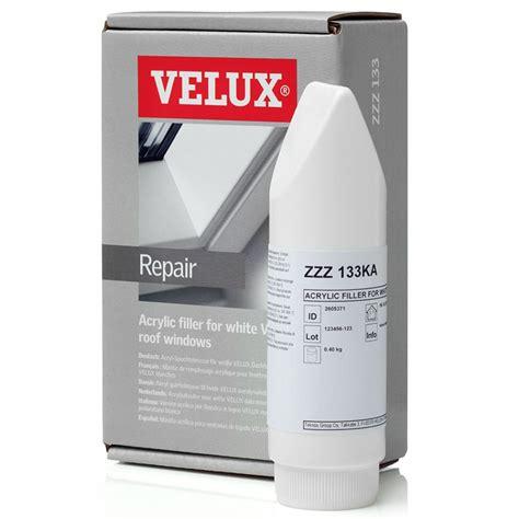 Dachfenster Mit Rolladen 116 by Velux Reparatur Feinspachtel F 252 R Pu Fenster Zzz 133ka