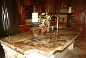granite kitchen countertop different ideas granite