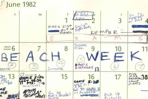 beach week brett kavanaughs calendar mentions debauched