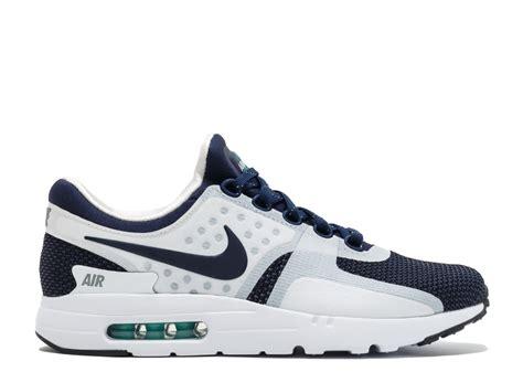 Nike Airmax Zero 1 air max zero qs nike 789695 104 white mid navy rftbl