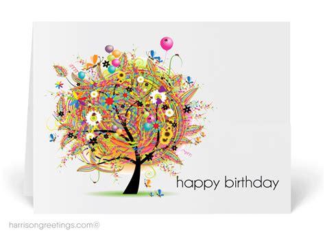 Happy Birthday Card Mba by Retro Modern Happy Birthday Card 39014 Harrison