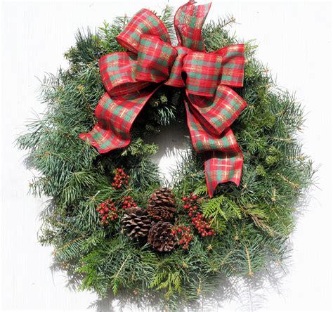 traditional wreath wreaths park city nursery