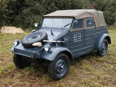 volkswagen safari what s the difference from the kubelwagen to the