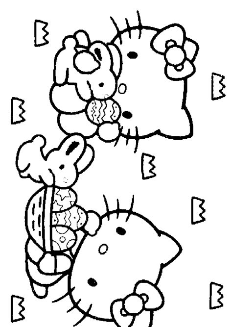 coloring pages hello easter hello coloring pages