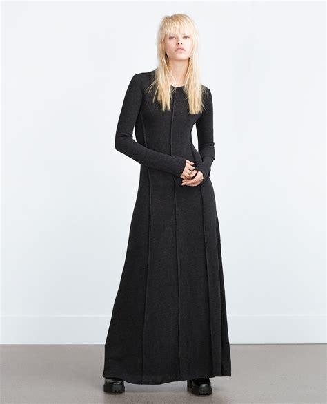 Dress Zara 7 zara dress in gray lyst